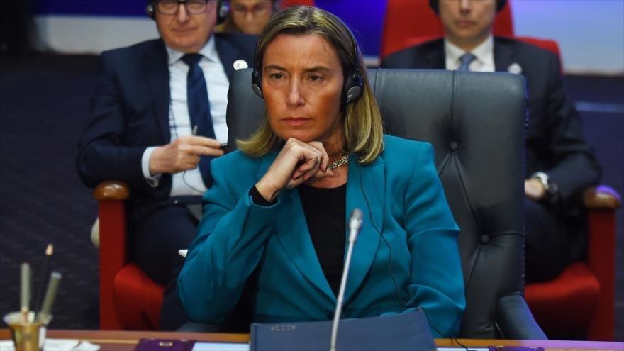 La UE advierte en la ONU contra cualquier acción militar