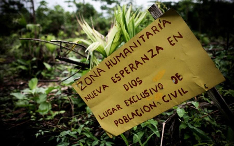 Un mes de control paramilitar en Territorios Colectivos - ZH-NUEVA-ESPERANZA