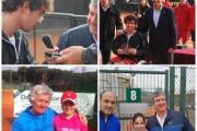 Laura Guberna, Carmen Perea y Dani Caverzaschi en @Pista8BCN