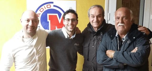 Quique Guasch i Xavier Moreno Delgado al Tribuna Marca.
