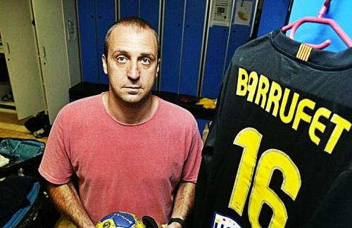 """David Barrufet en La Ronda: """"Francia es favorita pero no descartemos a España"""""""