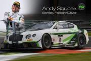Jordi Gené i Andy Soucek protagonistes avui al Fórmula Marca