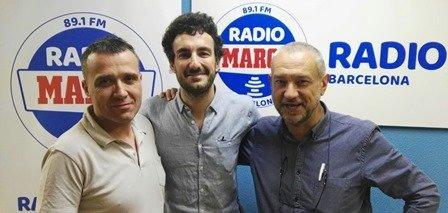 No sé decir adiós, un gran debut de Lino Escalera radiomarcabcn