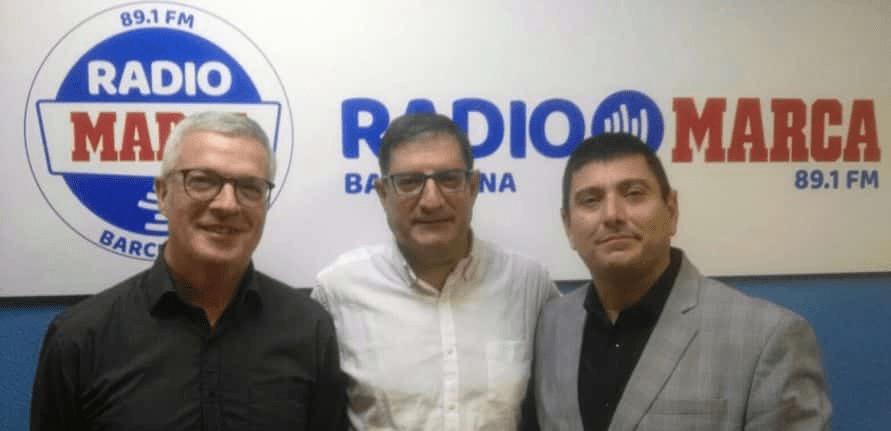 Joaquim Vilaplana y Antoni Palacios, protagonistas en #Marcaciclisme