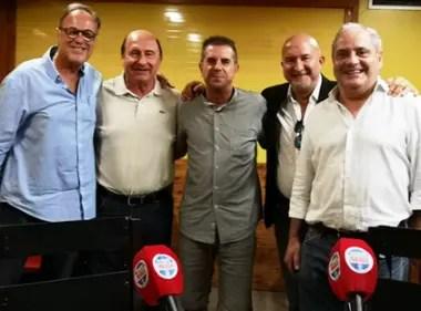 Joan Vilà i Sergi Mas