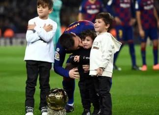 Messi por su sexto Balón de Oro
