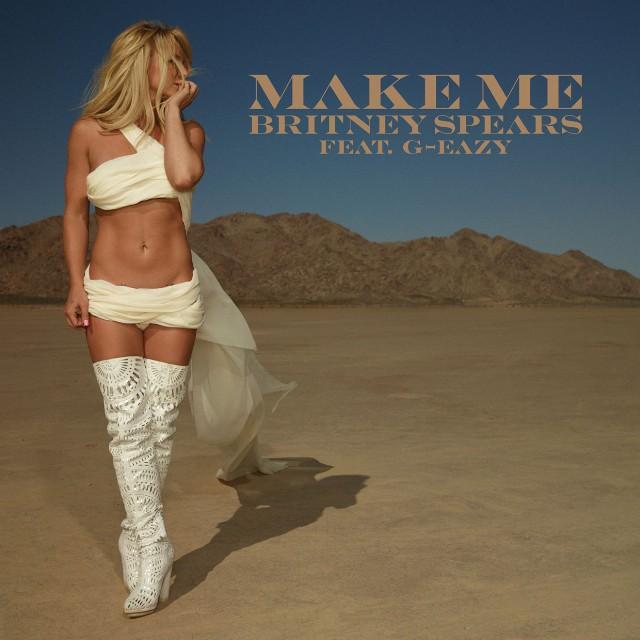 Make Me di Britney Spears ecco il nuovo singolo