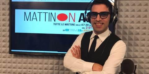 Mattino On AIR con Vincenzo Canzone 42° Puntata