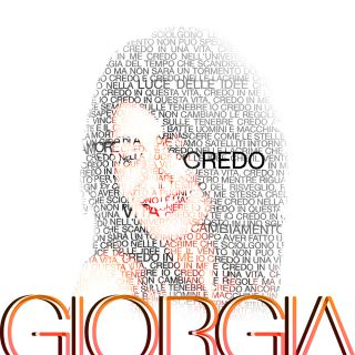 """Da venerdì """"CREDO"""" il nuovo singolo di GIORGIA"""