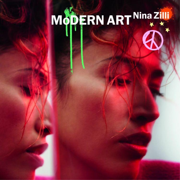 MODERN ART il nuovo album di NINA ZILLI