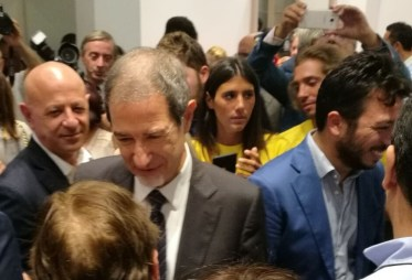 Musumeci inaugura il comitato di Palermo