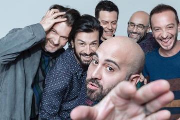 Negramaro a Messina con Amore che Torni Tour Stadi 2018