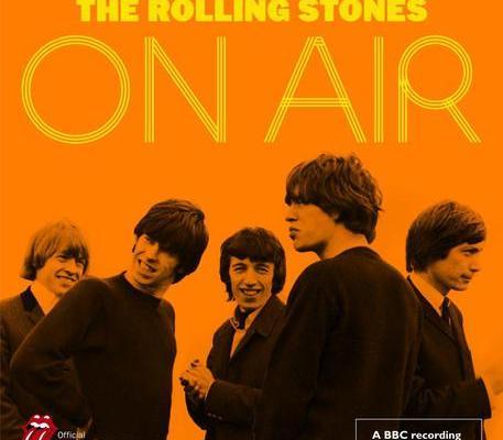The rolling stones on air inediti e rarita della band