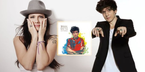 "Nuovo singolo ERMAL META FEAT. ELISA ""PICCOLA ANIMA"""