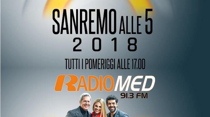 Sanremo alle 5: podcast del 07 febbraio