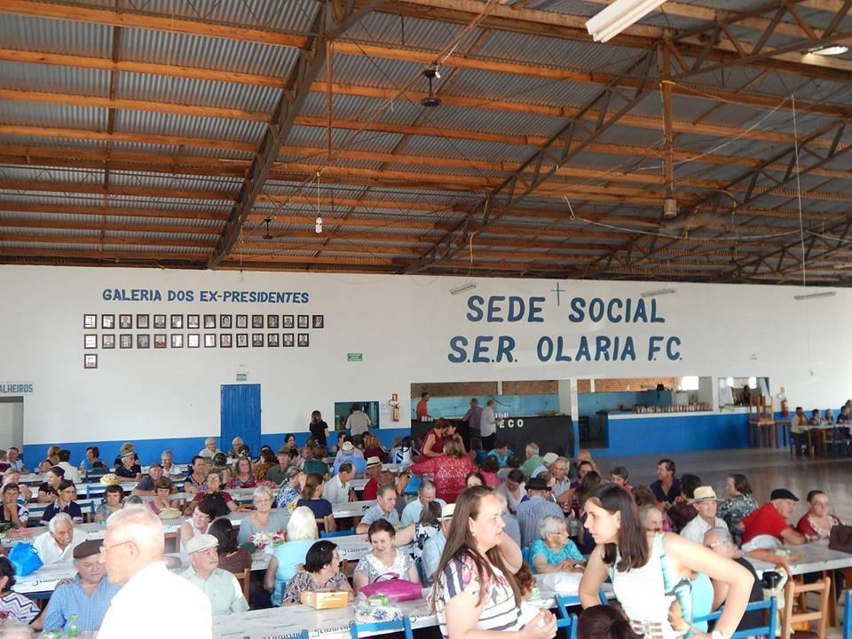 Dia do Idoso foi comemorado com festa em Roque Gonzales