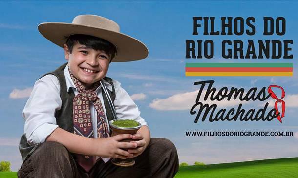 Abertura do Colóquio da URI hoje terá show com Thomas Machado