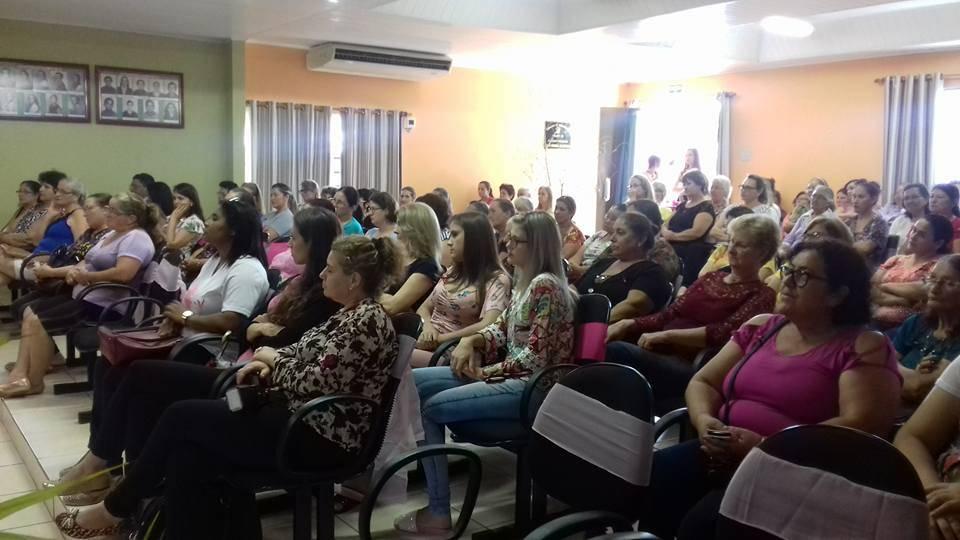 Pirapó terá evento alusivo ao Outubro Rosa e Novembro Azul