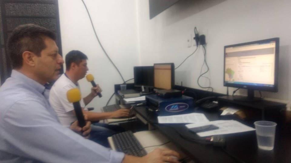 Acompanhe a transmissão ao vivo em vídeo da Rádio Missioneira