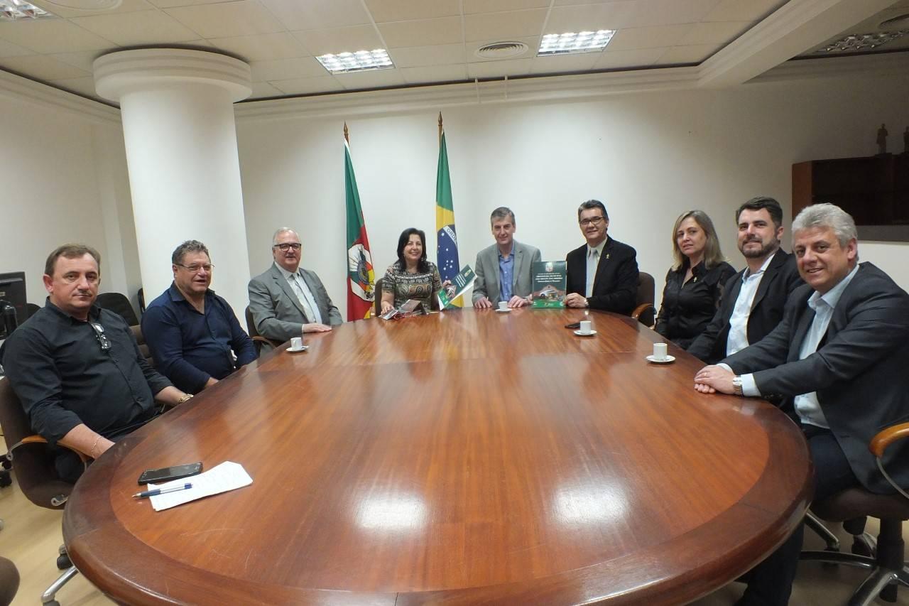 Lideranças buscam instalação de comarca em São Miguel das Missões