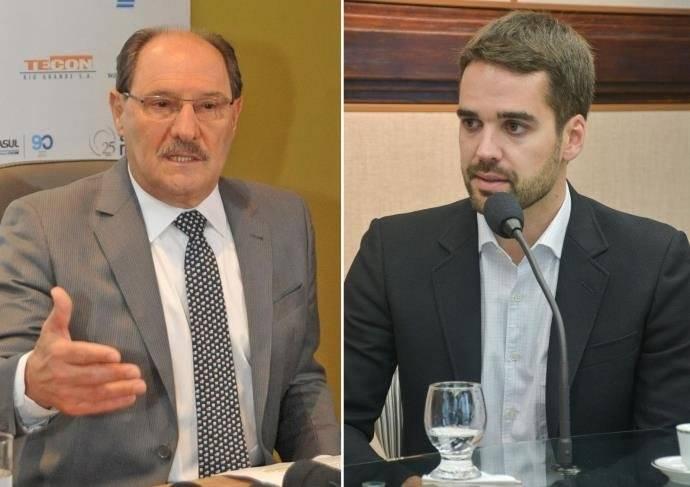 Confira o número de votos que Sartori e Leite tiveram na região