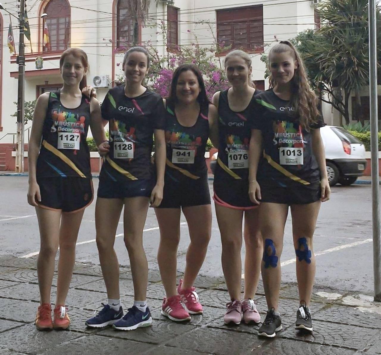 Grupo de Roque participa de Meia Maratona em Santiago