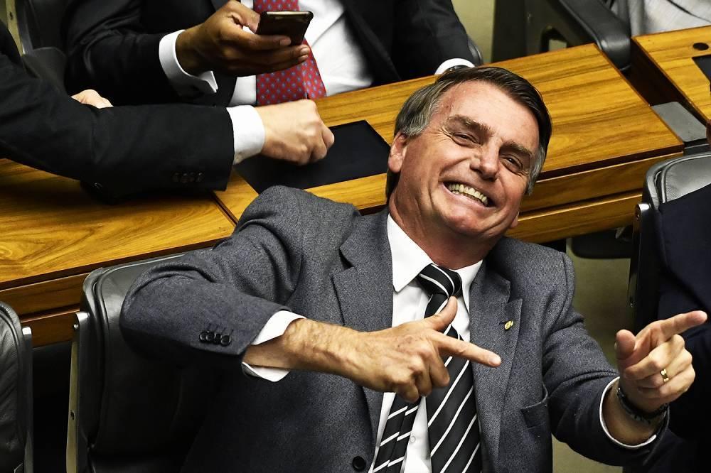 Jair Messias Bolsonaro é o novo presidente do Brasil