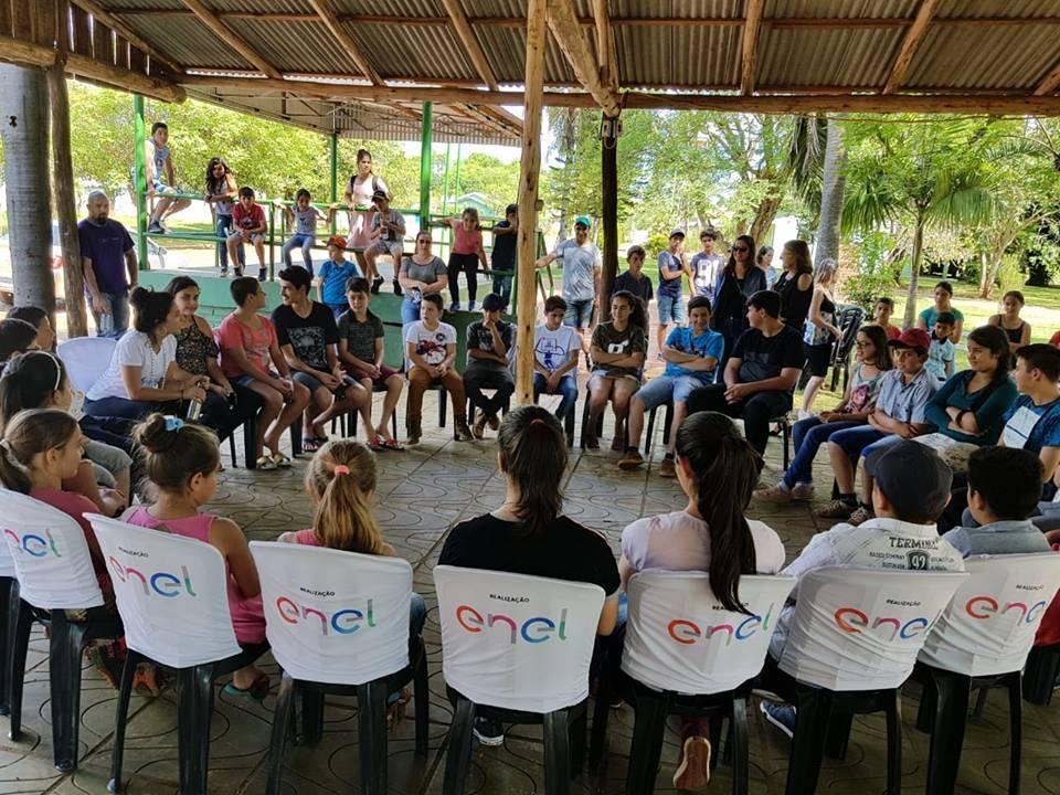 Enel apresenta sessão de cinema sustentável hoje em São Luiz Gonzaga