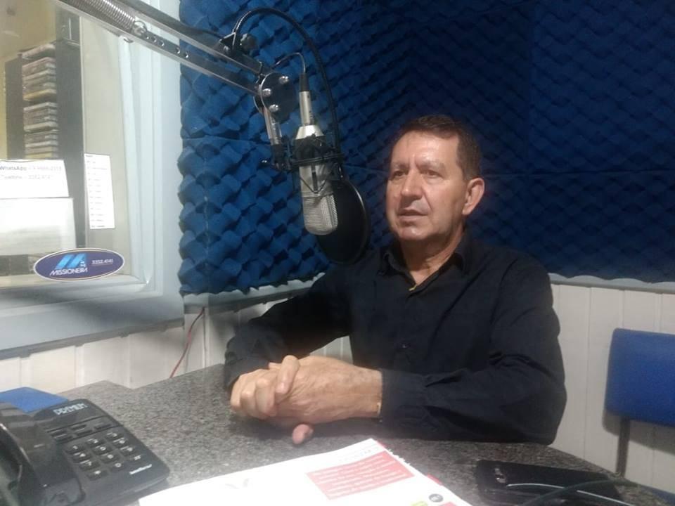 Vereador Laureano está preocupado com abandono de animais de outras cidades em São Luiz Gonzaga