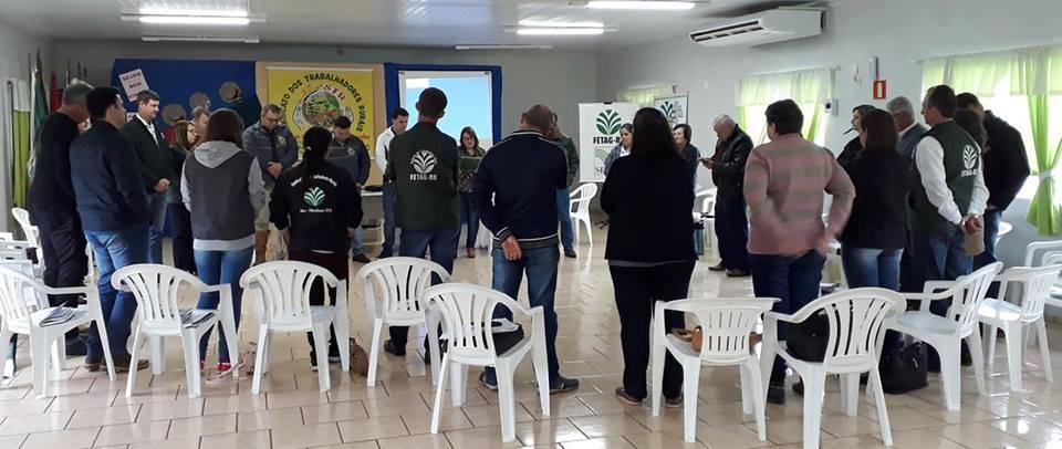 Reunião mensal da Regional Missões II será nesta quarta em Pirapó