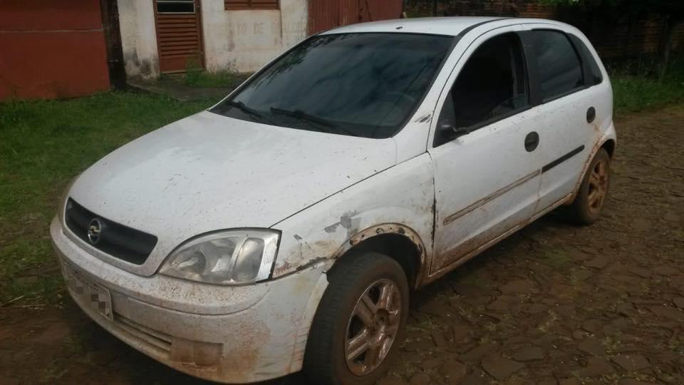Polícia descobre quem foi o motorista que fugiu de acidente domingo em Santo Antônio das Missões