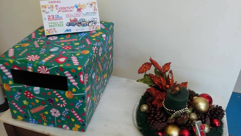 Crianças já podem enviar cartas com sonho de Natal para a Rádio Missioneira