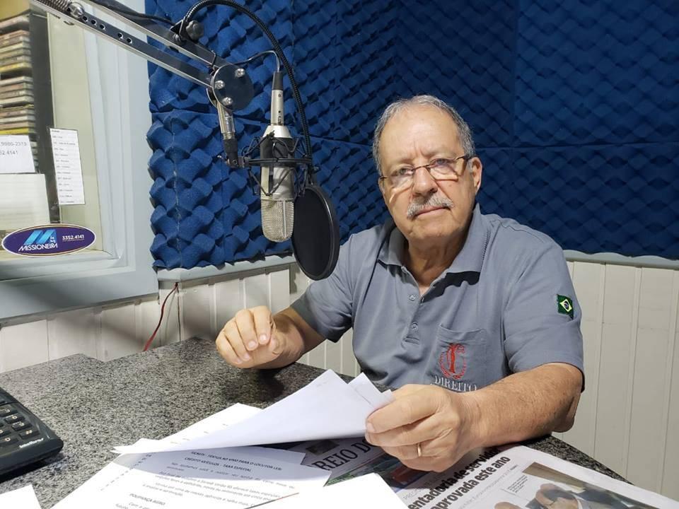 Vereador Enderson comenta sobre homenagens artísticas realizadas no final de semana
