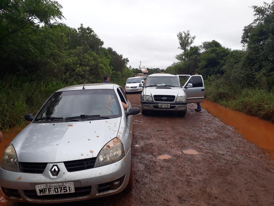 Governo vai pedir à Conterra que agilize obras na estrada entre São Luiz Gonzaga e Rolador