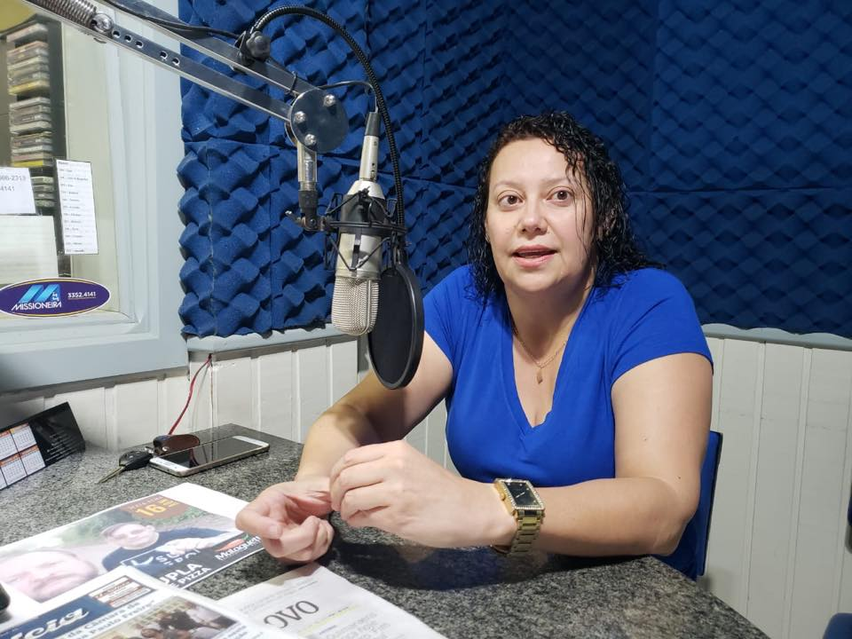 Maristela Freitas fala sobre metas da Armissões e obras de ampliação da sede