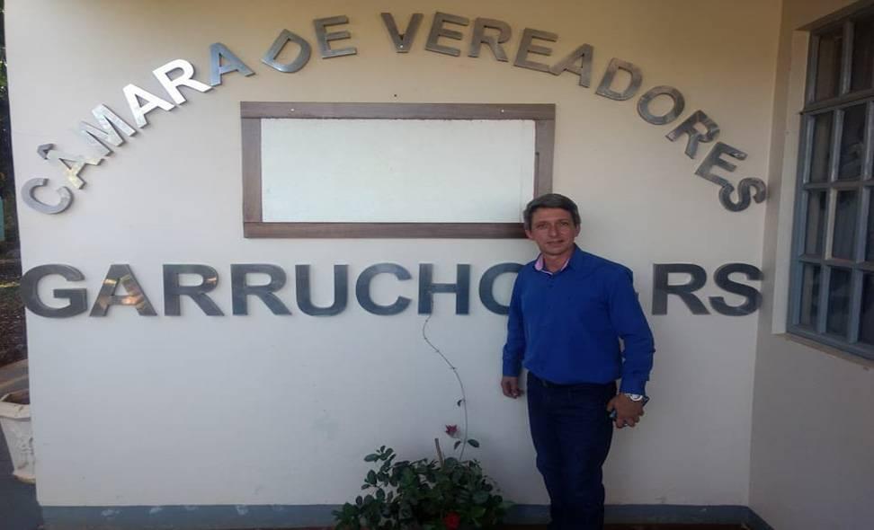 Garruchos: nova presidência será eleita em dezembro