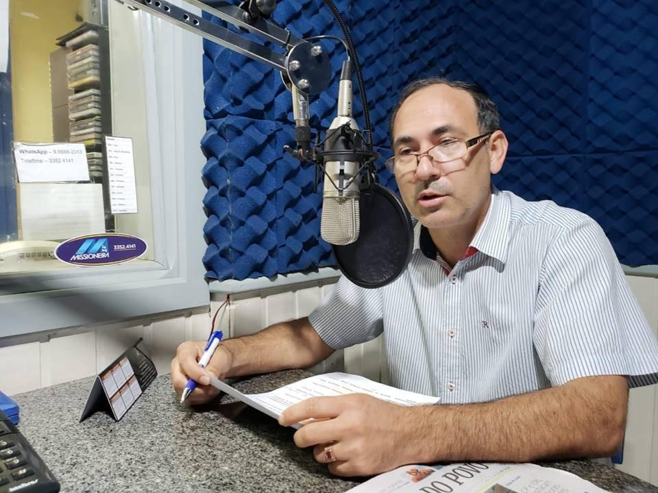 Presidente da Câmara de Vereadores de São Luiz Gonzaga comenta sobre projetos aprovados nesta semana