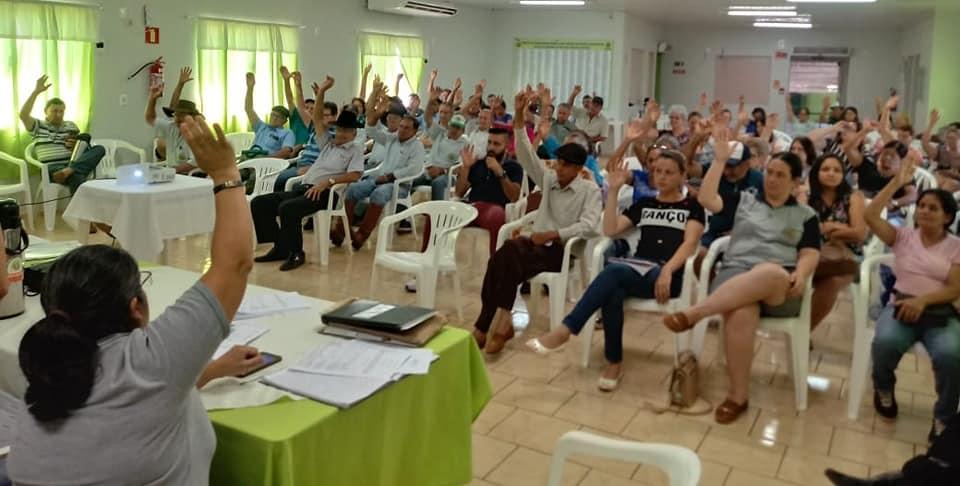 Sindicato dos Trabalhadores Rurais vai construir sede própria em Garruchos