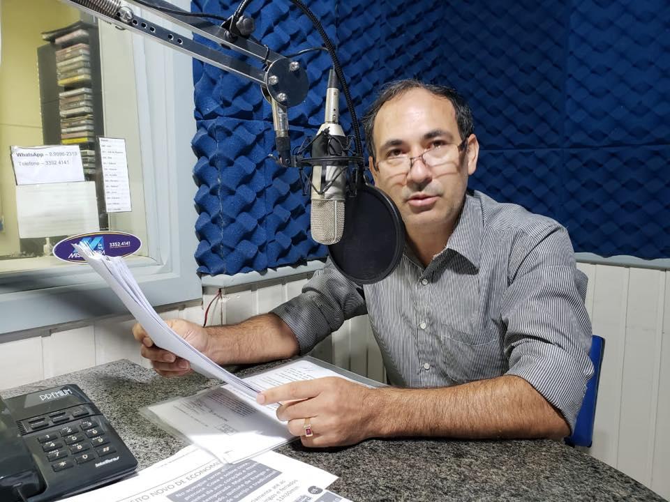 Presidente da câmara de São Luiz Gonzaga nega que não autorizou posse de vereadora por causa da eleição