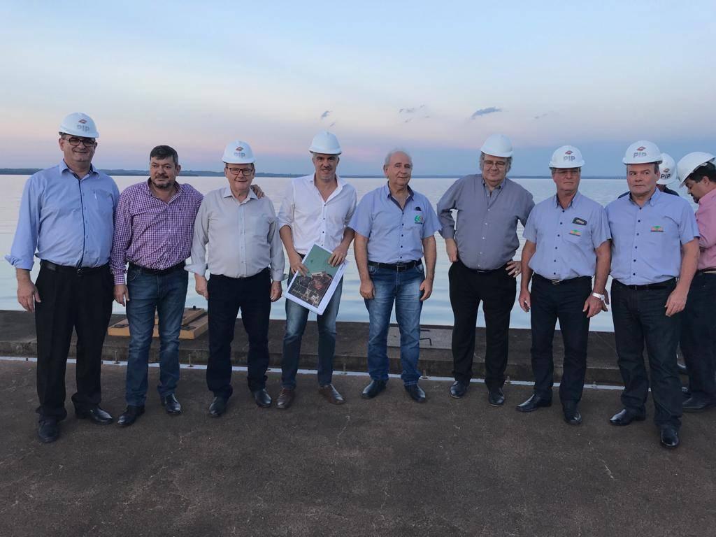 Coopatrigo participou de missão brasileira que visitou a Provincia de Missiones na Argentina