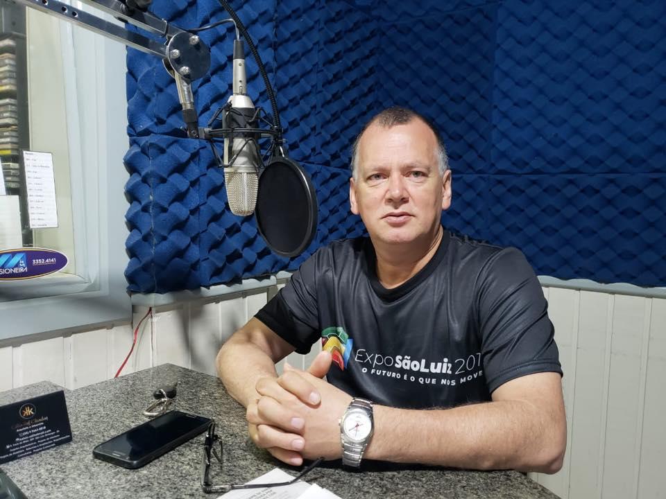 Presidente da Expo São Luiz comenta como foi processo de escolha dos shows