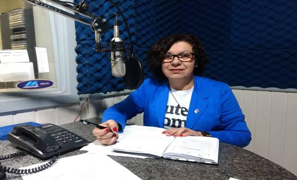 Vereadora Ana Barros comenta sobre acordo pluripartidário da mesa diretora