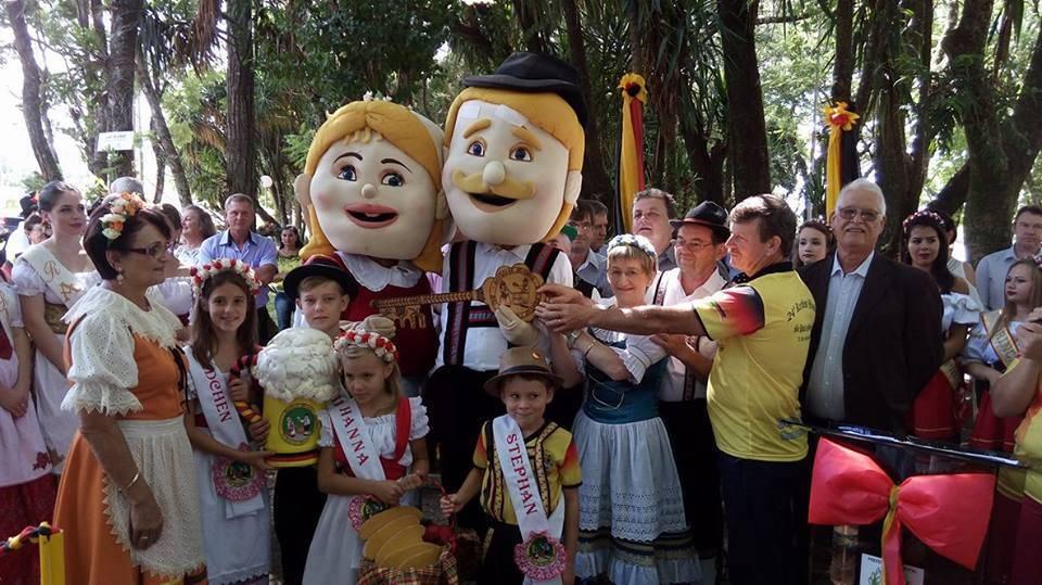 Kerbfest em São Paulo das Missões começa no dia 25 de janeiro