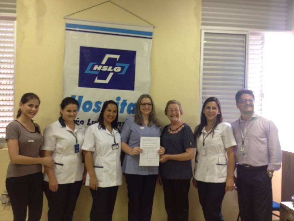 Comunidade solidária: hospital recebe R$ 12 mil da campanha Troco Amigo Panvel