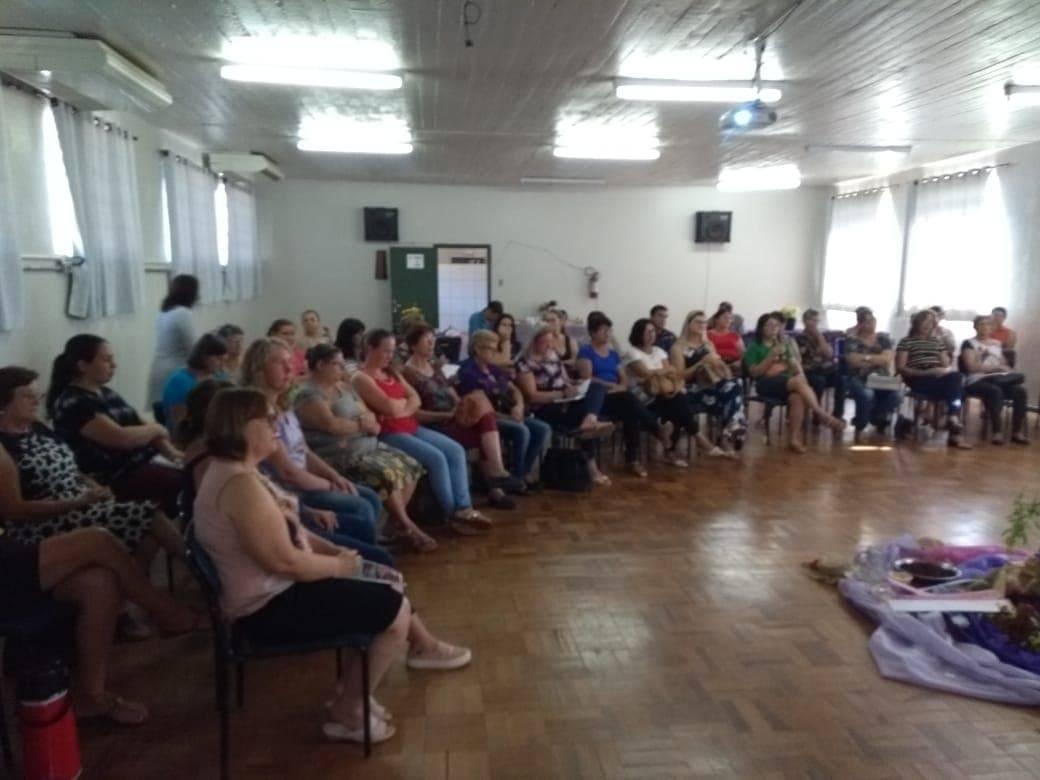São Luiz Gonzaga sediou reunião em preparação a marcha nacional das Margaridas