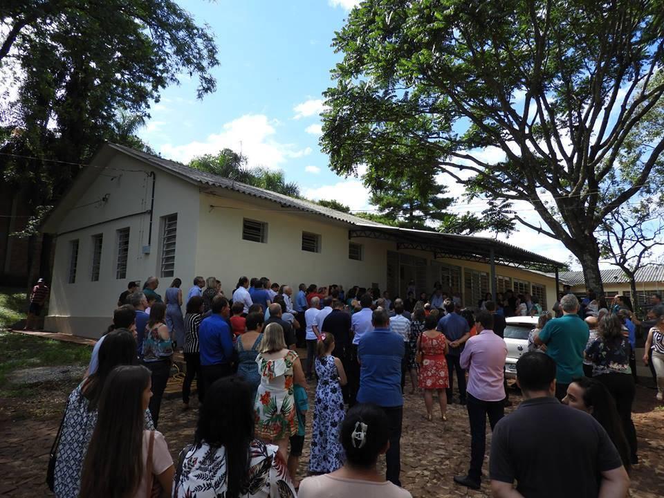 Inaugurada a casa de acolhimento São Nicolau