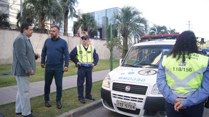 Prefeitura de São Luiz Gonzaga envia à câmara projeto para criação do cargo de agente de trânsito