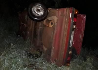 Colisão frontal na RS 168 por pouco não acaba em tragédia