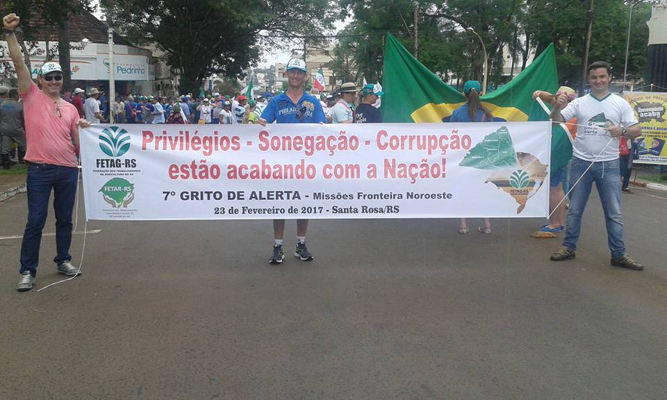 Regional Missões II fará reunião em São Luiz Gonzaga para planejamento de atividades