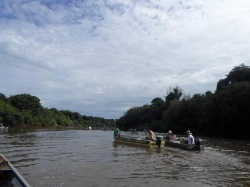 Aparp vai realizar o 6º Passeio Ecológico no Rio Piratini